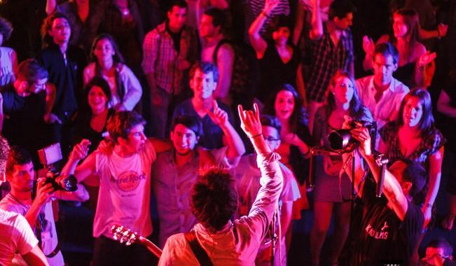 Doctor Pitangú - concierto Baleària Fun&Music 2ª edición (Sin illate) 2
